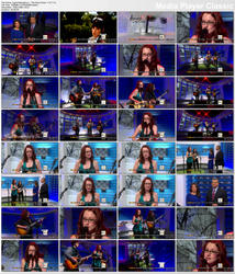 Ingrid Michaelson ~ The Early Show 1/15/11 (HDTV) Requested by skyrider316