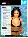 Nicole Scherzinger - Men's Fitness Magazine - Hot Celebs Home