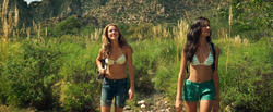 Amber Heard & Odette Yustman | And Soon The Darkness BluRay720p | bikini