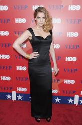 Anna Chlumsky - Veep screening, NYC - April 10 2012