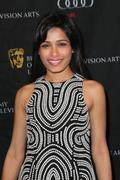  Freida Pinto - BAFTA Los Angeles 2013 Awards Season Tea Party 01/12/13