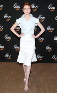 Karen Gillan  Disney/ABC 2014 TCA Summer Press Tour in Beverly Hills 07-15-2014