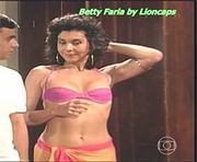 Betty Faria sensual na novela Tieta
