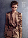 "Linda Vojtova # Covers : Vogue Australia, Surface USA, Elle France and Italy. Foto 1 (Линда Войтова # Материалы: Vogue Австралии, США Поверхность "","" ELLE Франция и Италия. Фото 1)"