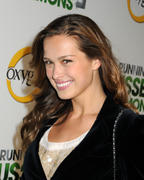 Petra Nemcova Running Russell Simmons Series Premiere Party in NYC 10-19-2010