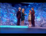 Holly Willoughby Dancing On Ice caps selection