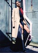 Шанель Иман, фото 10. Chanel Iman - Flare Canada - Oct 2010 (x12), photo 10