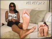 Black women foot fetish outside our