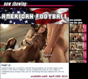 cfnmtv: American Football (Part 1-8)