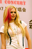 Аврил Лавин, фото 2256. Avril Lavigne in a photo session during a press conference in Shanghai Aug 15, foto 2256
