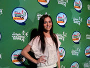 Alyson Stoner @ The Disney Magic Of Healthy Living at Disney World Orlando Epcot on March 18 2011
