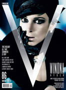 Winona Ryder- V Magazine Winter 2013/2014