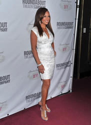 Vanessa Williams - Broadway Opening Night After Party For Sondheim (4/22)