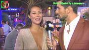 Sofia Ribeiro sensual na Festa de Verão da Tvi