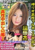 Tokyo Hot n0488 - Risa Misaki