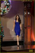 Megan Fox  - at the Tonight Show with Jay Leno in Burbank 12/17/12
